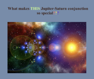 What makes this Juipiter-Saturn conjunction so special?